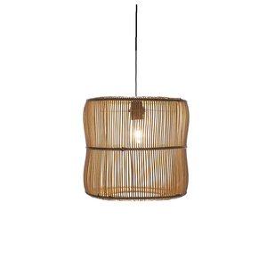 Hanglamp Cilinder Rotan 30cm