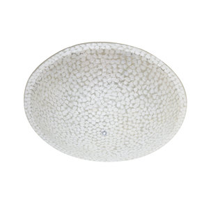 Plafondlamp Wangi White Moon 40cm