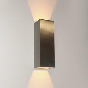 Wandlamp Vegas 250 Aluminium IP65 Led