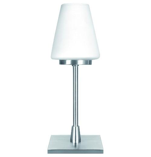 Tafellamp Chloe RVS Led incl. Touch Dimmer