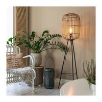 Rotan & Bamboe Lampen