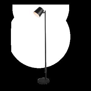 Vloerlamp Blake Zwart Oplaadbaar 4.5Watt