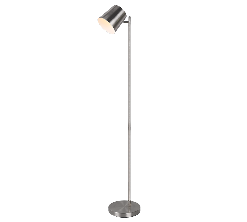 Vloerlamp Blake RVS Oplaadbaar 4.5Watt