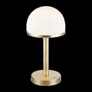 Tafellamp Berlin Gold 39cm 4Watt Led