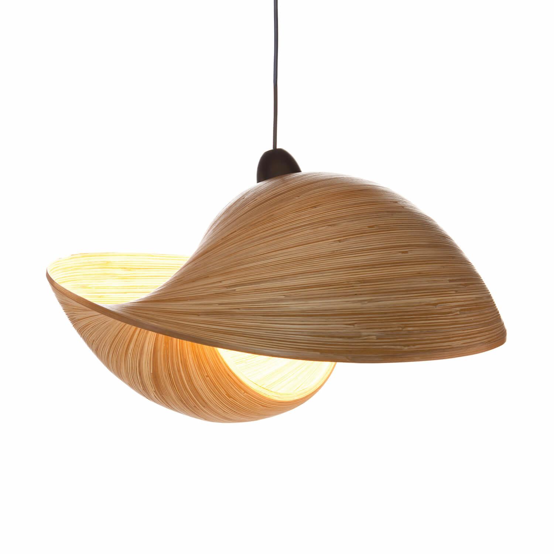 Hanglamp Bamboo Shell 60cm