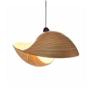 Hanglamp Bamboo Shell 50cm