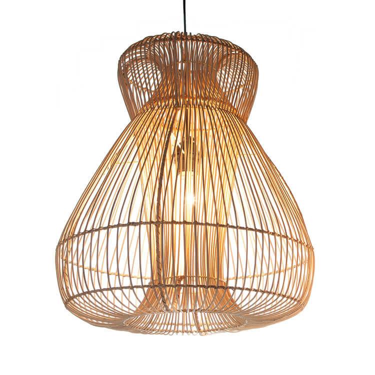 Hanglamp Jambu Rotan 50cm
