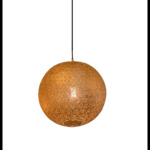Hanglamp Moon Mat Goud 40cm