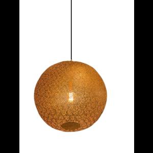 Hanglamp Moon Mat Goud 50cm