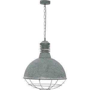 Hanglamp Vicenza beton 1 lichts