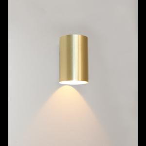 Artdelight Wandlamp Brody II Goud Led