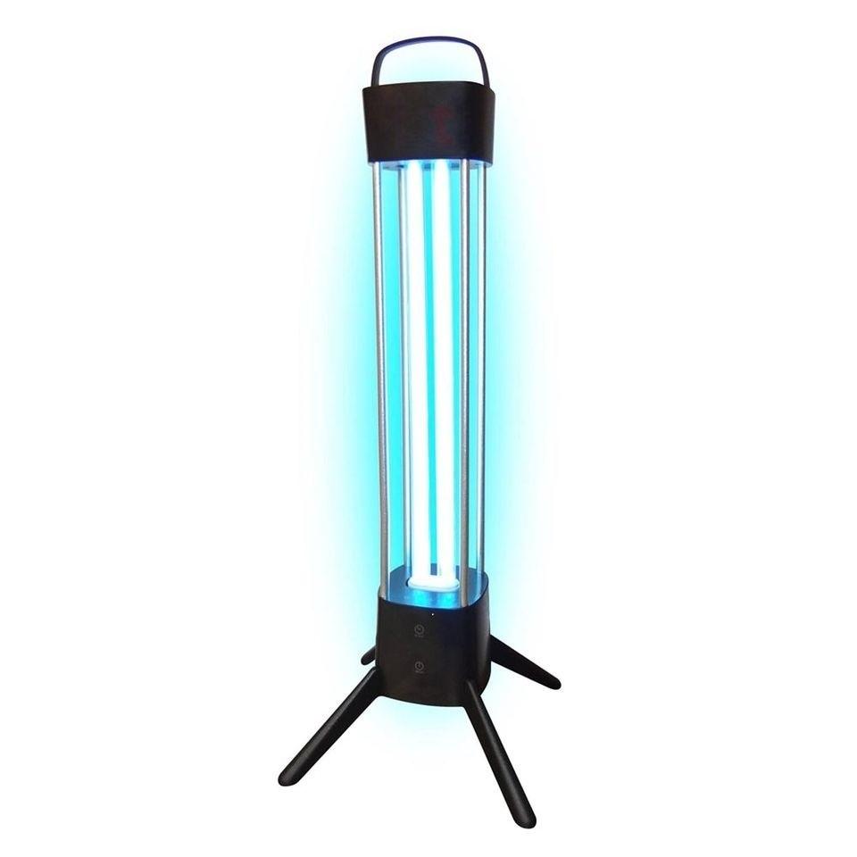 Desinfecterende & Kiemdodende Lamp incl. Sensor