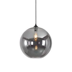 Artdelight Hanglamp Marino Smoke Glas 40cm