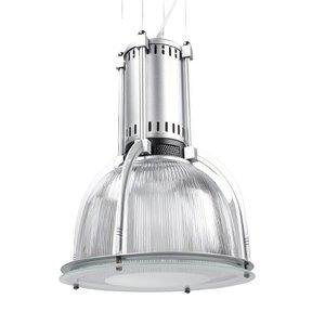 Hanglamp Anterio Zilver Kap Helder