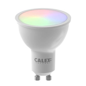 Calex GU10 5Watt Smart Home Wifi RGB-Wit