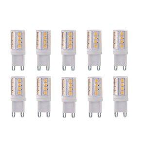 G9 4Watt Led Lamp incl. Stappendimmer 2700K 10 Stuks