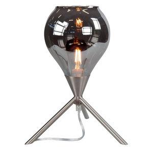 Tafellamp Cambio Smoke 22cm Ø