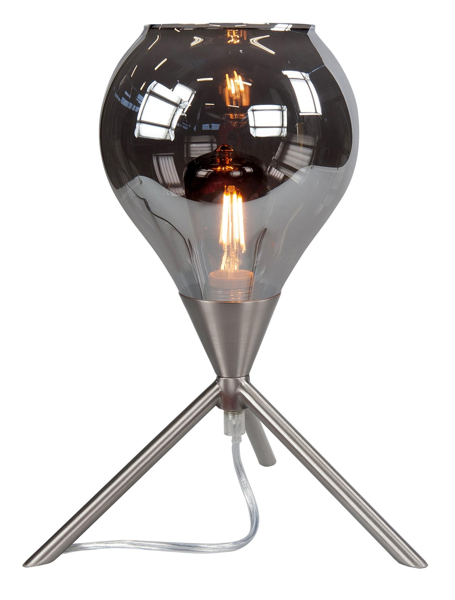 Tafellamp Cambio Smoke 22cm �
