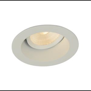 Artdelight Inbouwspot LED Wit Rond Verdiept IP44