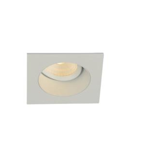Artdelight Inbouwspot LED Wit Vierkant Verdiept IP44