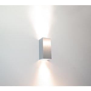 Wandlamp Dante Aluminium GU10