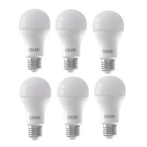 Calex E27 7Watt Smart Home Softline Wifi 2200 - 4000K  6 Stuks