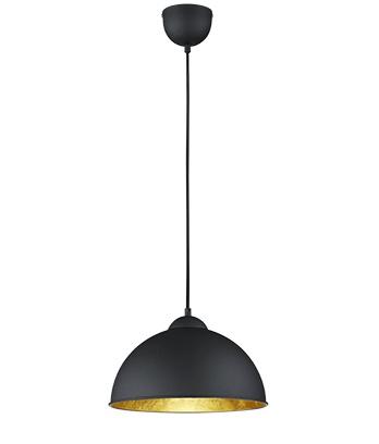Hanglamp Jimmy Zwart Goud
