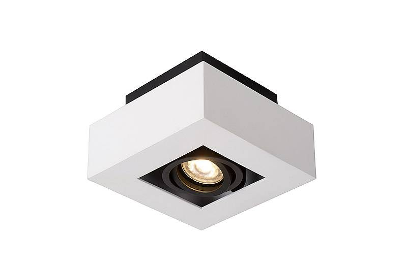 Spot Xirax Wit 1 Lichts Led