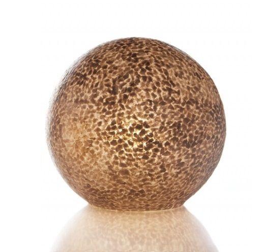 Tafellamp Wangi Ball Gold Ball 40cm �