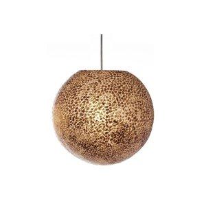 Hanglamp Wangi Gold Ball 40cm Ø