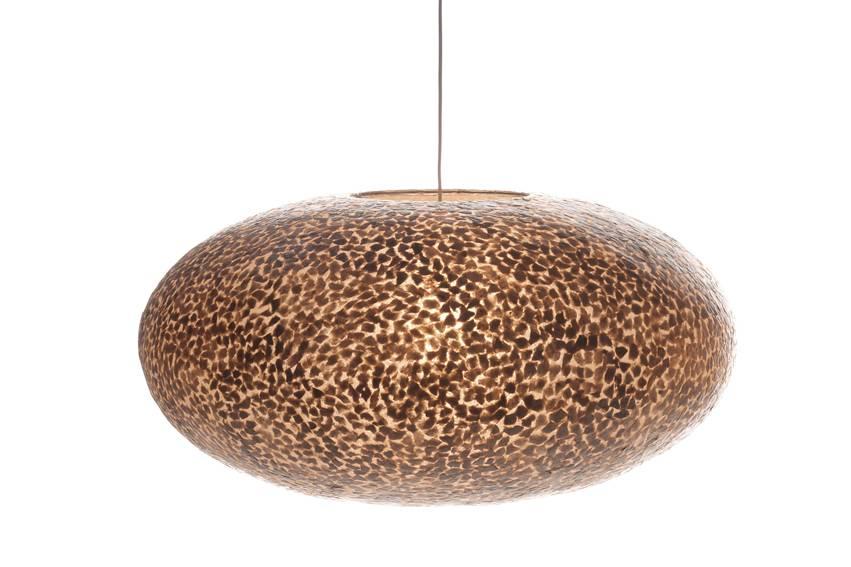 Hanglamp Wangi Gold UFO 60cm Ø