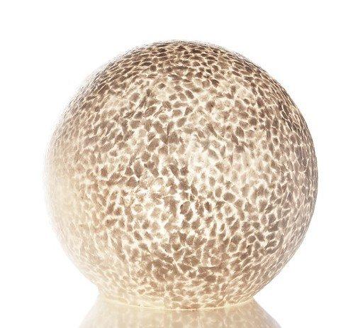 Tafellamp Wangi White Ball 40cm �