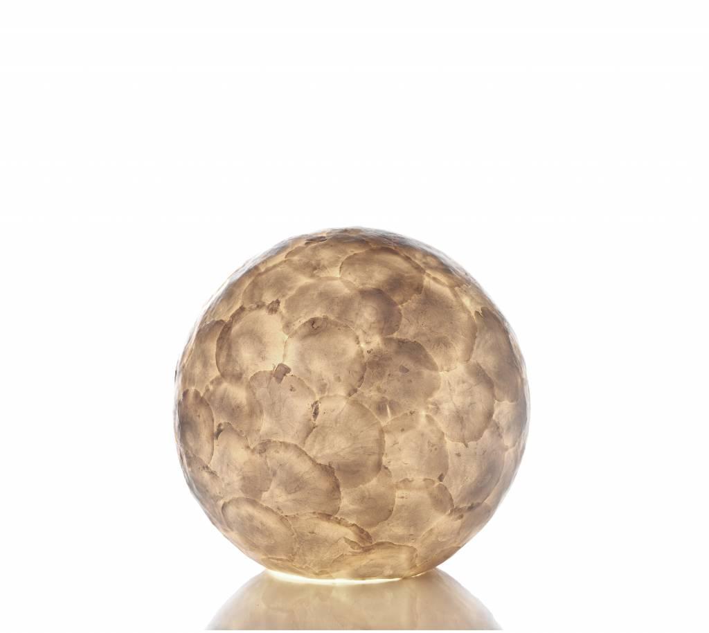 Tafellampen Set Full Shel Ball 30cm Ø