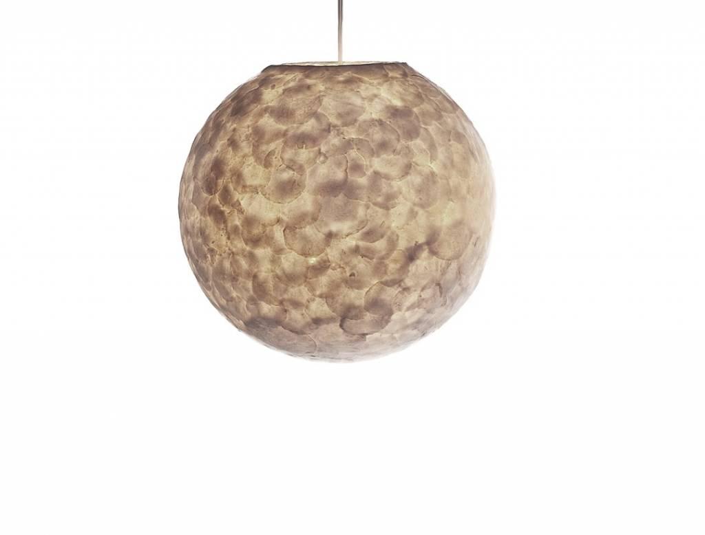 Hanglamp Full Shell Ball 40cm Ø