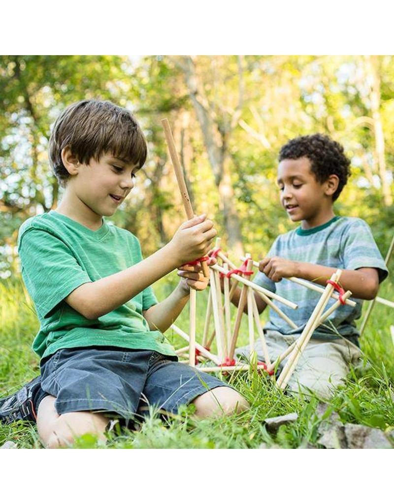 Stick-lets Stick-Lets Neigborhood Playdate Kit 36 pieces