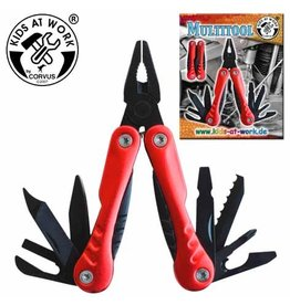 Kids at work Multitool zakmes