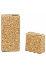 Korxx Cuboid Starter - 19 kurk blokken naturel