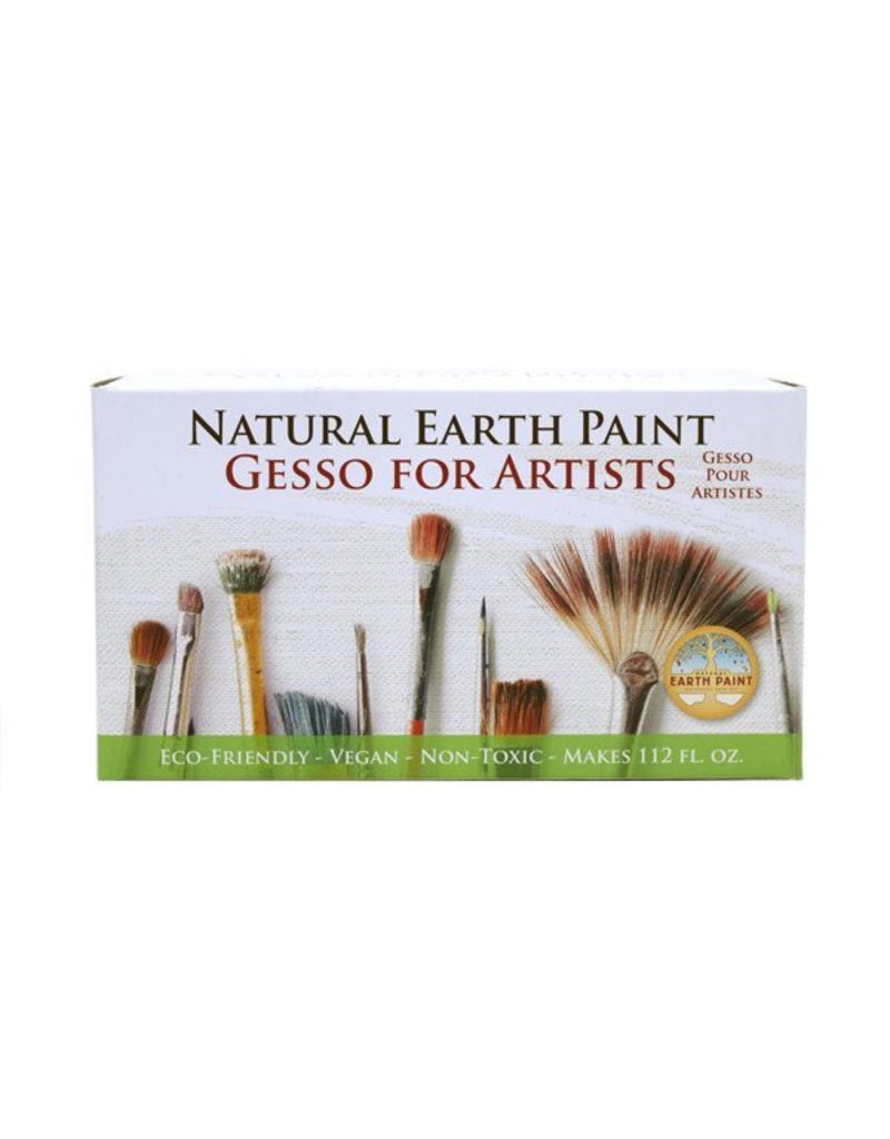 Natural Earth Paint Eco-friendly Gesso - completely natural, no toxins