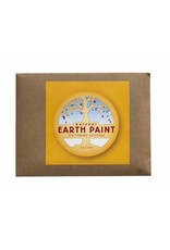 Natural Earth Paint Children's Earth Paint by Color - yellow