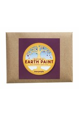 Natural Earth Paint Children's Earth Paint by Color - purple
