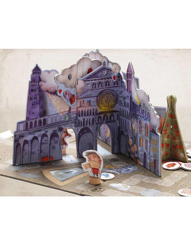 Marbushka Christmas Tale - kerstspel