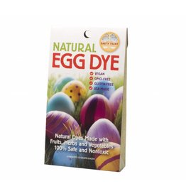Natural Earth Paint Natural Egg Dye Kit