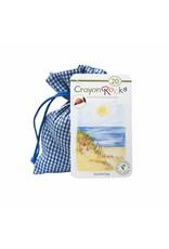 Crayon Rocks Seaside bag, 20 krijtjes