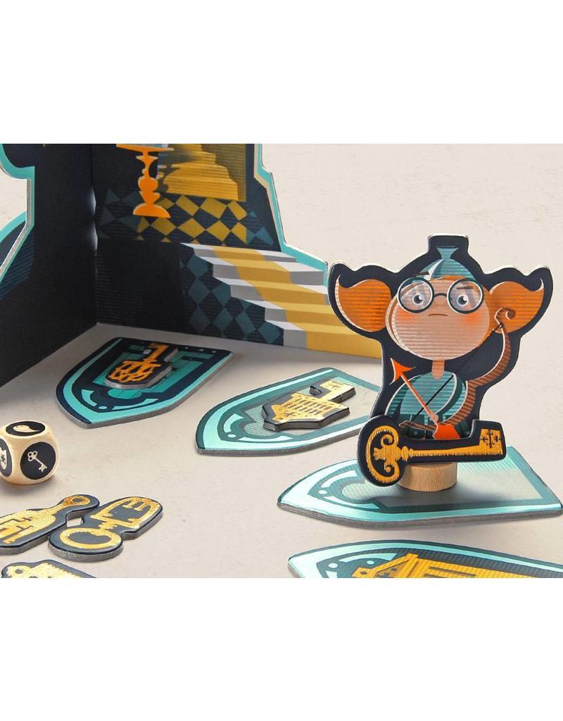 Marbushka Ghost  and the Golden Keys coöperatief spel