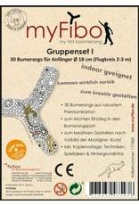 TicToys MyFibo - boomerang groepsbox