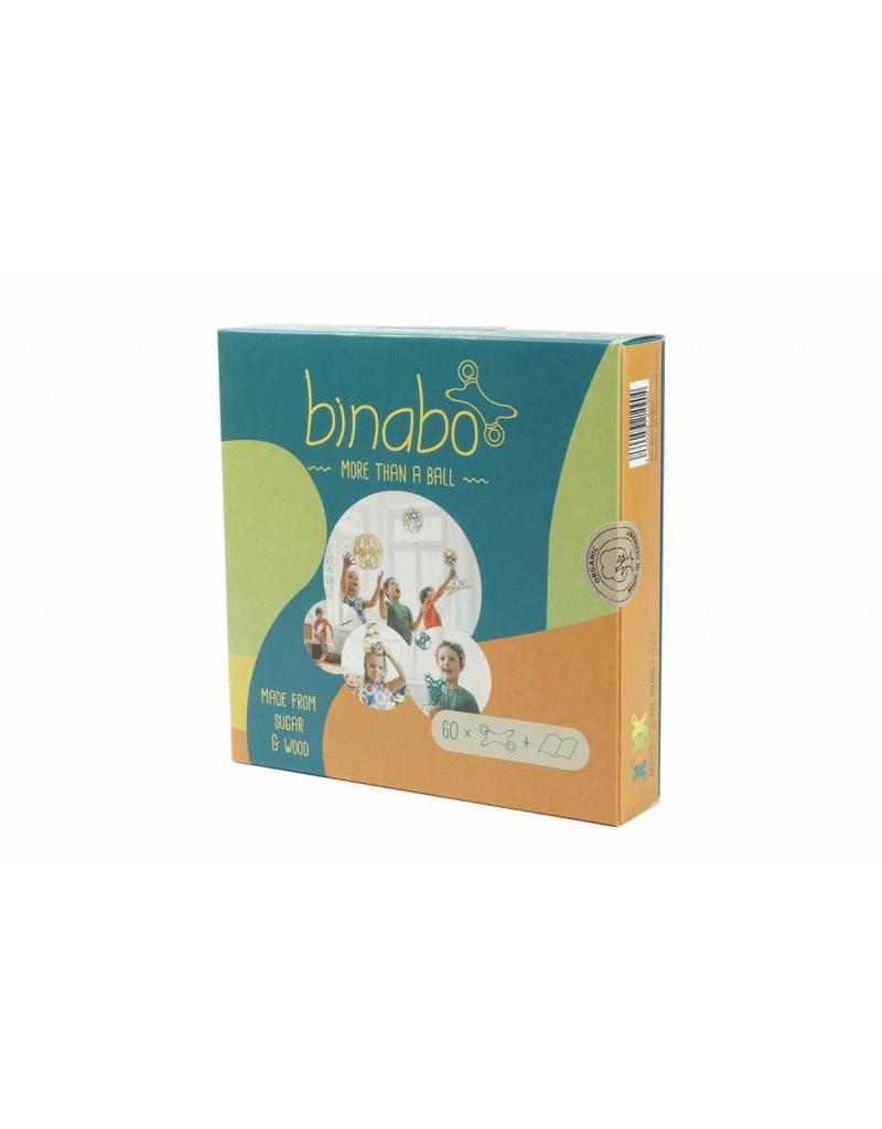 TicToys Binabo 60 chips in vier kleuren