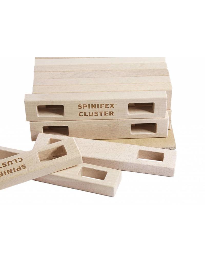 Spinifex Cluster Spinifex Cluster starter 34 constructiestukken