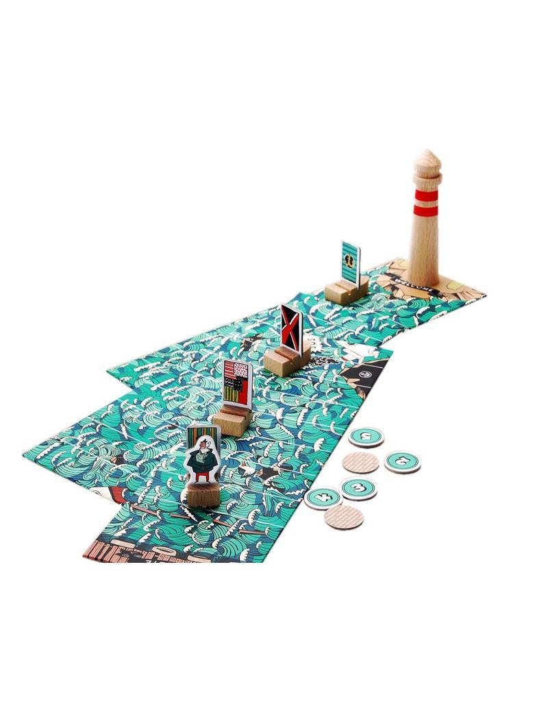 Marbushka The Lighthouse – De vuurtoren