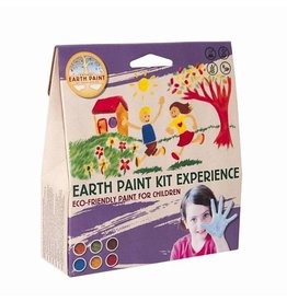 Natural Earth Paint Children's Earth Paint Kit Experience