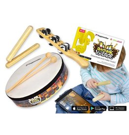 Voggenreiter Rhythmic Village Percussion-Set